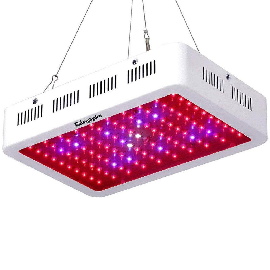 Roleadro 300W Galaxyhydro Series LED grow light