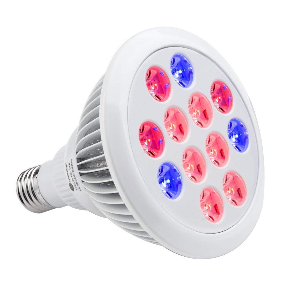 TaoTronics LED grow light bulbs