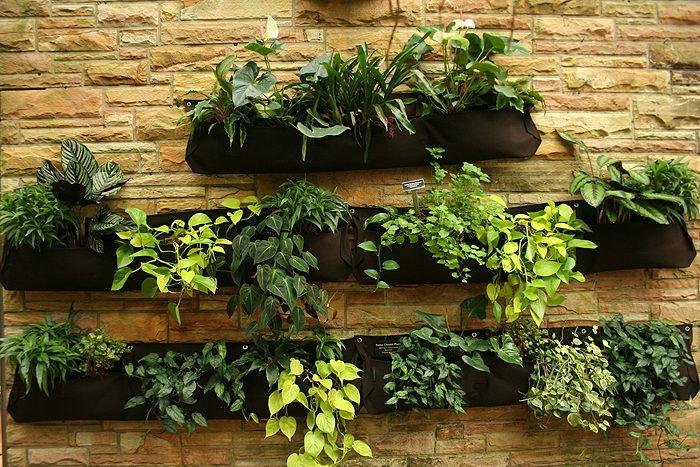 Pocket planters