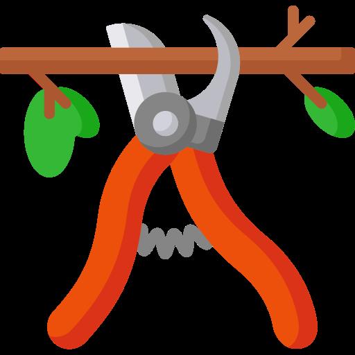 garden pruner icon